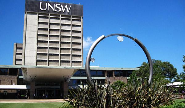 澳洲新南威尔士大学预科(第十四届)